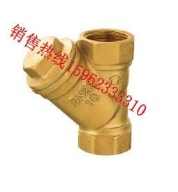 铜Y过滤器