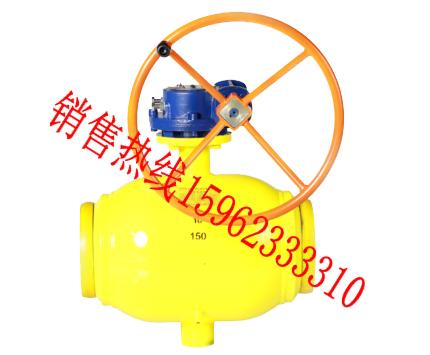 供暖焊接浮动球阀