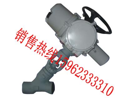 直流、对焊、自密封式截止阀(BW型)