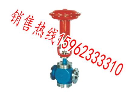 ZMAP 型单/双座气动薄膜调节阀