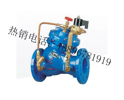 J145X 隔膜式电动控制阀
