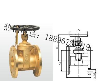 Z45W-16T 黄铜变压器专用闸阀