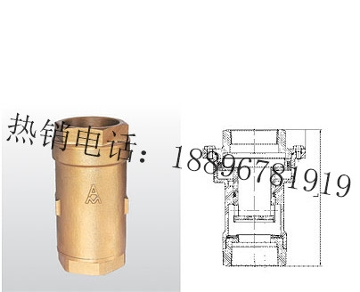 Y13X-16T 黄铜比例减压阀